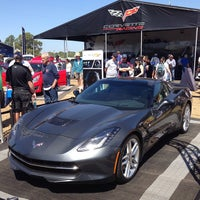 Photo taken at Corvette Racing @ 12 Hours of Sebring by CEC Miami T. on 3/16/2013