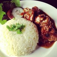 Photo taken at La Taverna Restaurant by Chee Z. on 7/1/2013