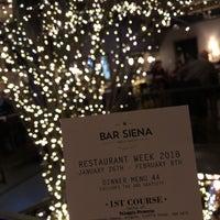 Foto tomada en Bar Siena por Diana S. el 1/31/2018