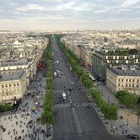 Photo taken at Avenue des Champs-Élysées by Diana S. on 5/27/2013