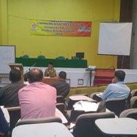 Photo taken at Fakultas Hukum by Herman S. on 11/15/2014