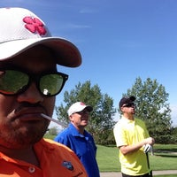 Photo taken at Eaglewood Golf Course by Gabriel T. on 8/7/2014