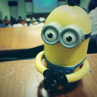 Photo taken at Lecture Hall 3 by Dreammiie 🐣 on 7/15/2013