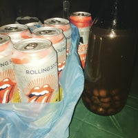 "Photo taken at Micheladas ""El Güero"" by Gabi G. on 3/27/2016"