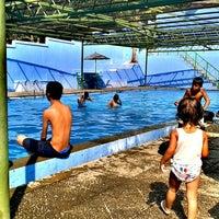 Photo taken at Insan Mulia Pool by Sylvia V. on 11/2/2013