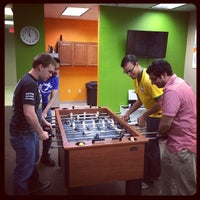 Photo taken at MutualMind HQ by Tony E. on 6/12/2014