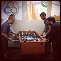 Photo taken at MutualMind HQ by Tony E. on 7/18/2013