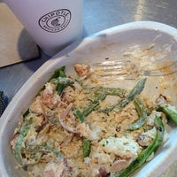 Photo taken at Chipotle Mexican Grill by Rachel F. on 3/5/2013