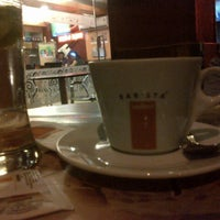 Photo taken at Barista by shalini s. on 4/19/2013