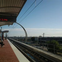 Photo taken at Royal Lane Station (DART Rail) by John U. on 10/16/2012