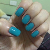 Photo taken at Sweet Nails by Abie S. on 3/22/2013
