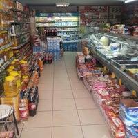 Photo taken at Şahin Süpermarket by Emre Ş. on 10/13/2013