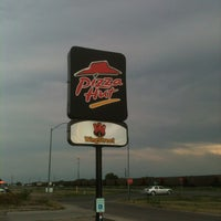 Photo taken at Pizza Hut by Andrea H. on 8/14/2013