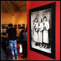 Photo taken at Museo della Grafica- Palazzo Lanfranchi by Alessandro C. on 5/4/2014