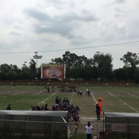 Photo taken at Redskins by Luis A. on 8/1/2015