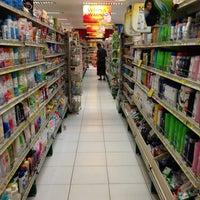 Photo taken at YOGYA Supermarket by Boby A. on 1/26/2013