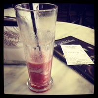 Photo taken at Cafe de Indias Coffee Shop by Hannah J. on 11/13/2013