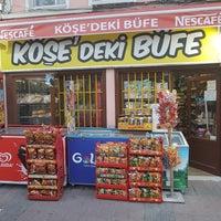 Photo taken at Köşe'deki Büfe by Koray B. on 8/28/2017