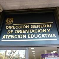Photo taken at Dirección General de Orientación y Servicios Educativos (DGOSE) by Luisito R. on 2/23/2016