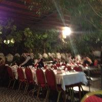 Photo taken at Değirmende Canlı Alabalık Restaurant by Arel K. on 2/4/2013
