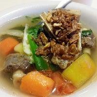 Photo taken at Restoran Taman Pringjajar by Moenir S. on 7/25/2014