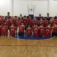 Photo taken at FESA Basketbol by Gülsen D. on 10/29/2016