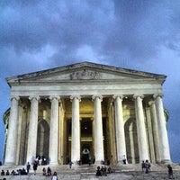 Photo prise au Thomas Jefferson Memorial par Stephen C. le7/28/2013