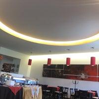 Photo taken at Universum Restaurante Gourmet by Claudia M. on 6/17/2017