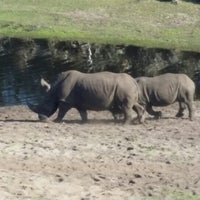 Photo taken at Serengeti Park by Christian H. on 10/4/2014