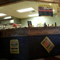 Photo taken at Dickey's Barbecue Pit by Denise W. on 3/13/2016