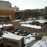 Photo taken at Hilton Garden Inn by Wilson D. on 3/9/2013