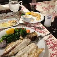 4/2/2013 tarihinde Ismail A.ziyaretçi tarafından Pembe Köşk Restaurant'de çekilen fotoğraf