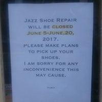 Photo taken at Jazz Shoe Repair by Artem P. on 5/26/2017
