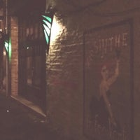 Photo taken at Cafe Absinthe by Brent G. on 8/10/2014