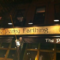 Photo taken at The Penny Farthing by Lu .. on 10/19/2012