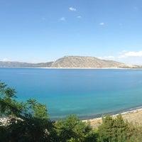 9/1/2013 tarihinde Özge Y.ziyaretçi tarafından Salda Gölü'de çekilen fotoğraf