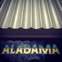 Photo taken at Alabama Hotel by okno V. on 10/24/2013