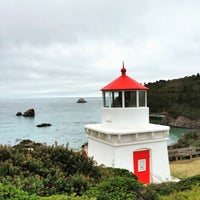 Photo taken at Trinidad Memorial Lighthouse by Jean-philippe V. on 10/10/2015