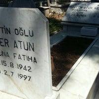 Photo taken at Soğukkuyu Mezarlığı by Muhittin A. on 7/2/2016
