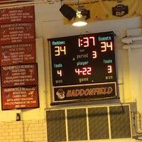 Photo taken at Haddonfield Memorial High School by Joseph R. on 2/22/2014