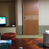 Photo taken at ホテル秋月館 by 麹 村. on 11/24/2017