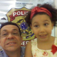 Photo taken at Policia Federal - Posto De Emissão De Passaportes by Airton C. on 10/22/2013