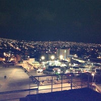 Photo taken at Parque Morelos Bicentenario by Sebastian C. on 12/30/2012