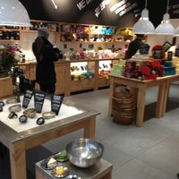 Photo taken at LUSH by Emmelien W. on 2/5/2013
