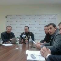 Photo taken at Тернопільський центр комунікацій by Погляд Т. on 2/25/2013