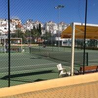 Foto tomada en Club de Raqueta por Antonio G. el 2/2/2013