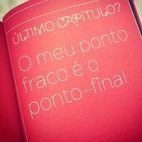 Foto tirada no(a) Livraria Saraiva por Débora M. em 11/24/2014