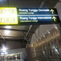Photo taken at Terminal 2 (T2) by Anggara M. on 2/25/2014