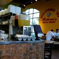 Photo taken at Roberto's Taco Shop by Joseph Z. on 6/9/2015