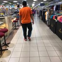 Photo taken at Pantai Timur Hypermarket by Ahmad on 7/8/2017